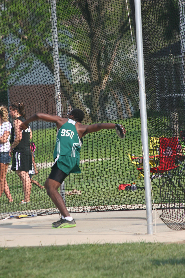 2011 Track and Field - Post Season